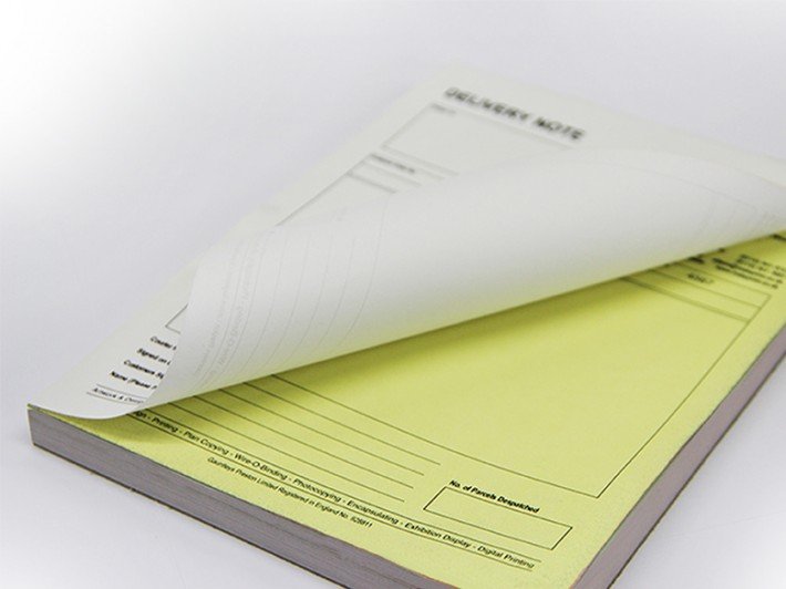 2 part ncr pads