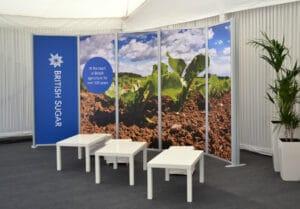 modular exhibition