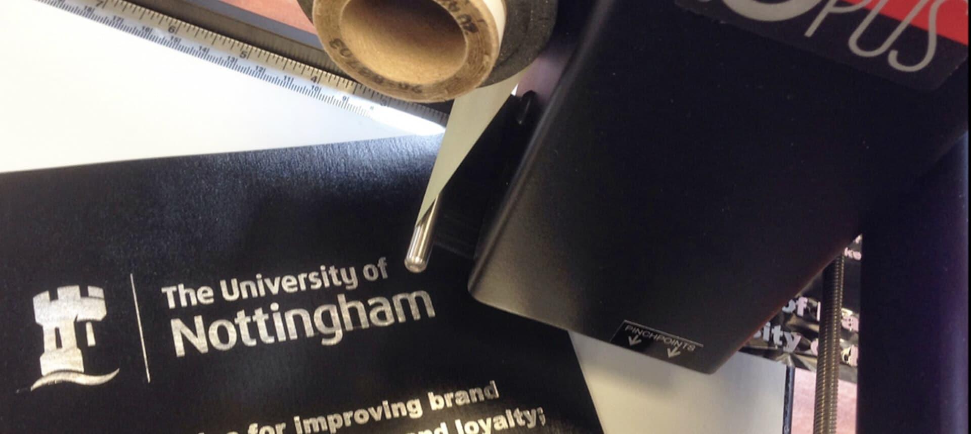 Dissertation Printing In Hull John E Wright Binding Derby